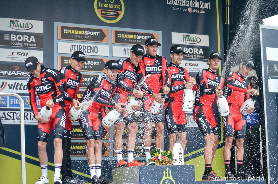 Tirreno Adriatico 2016   ST 1