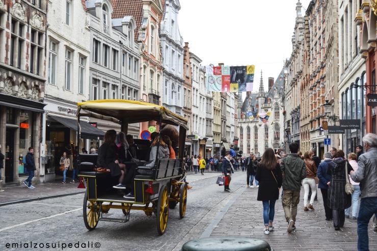 Flanders 100 | la vigilia