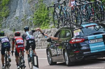 Giro d'Italia 2016 | Andalo | PHs