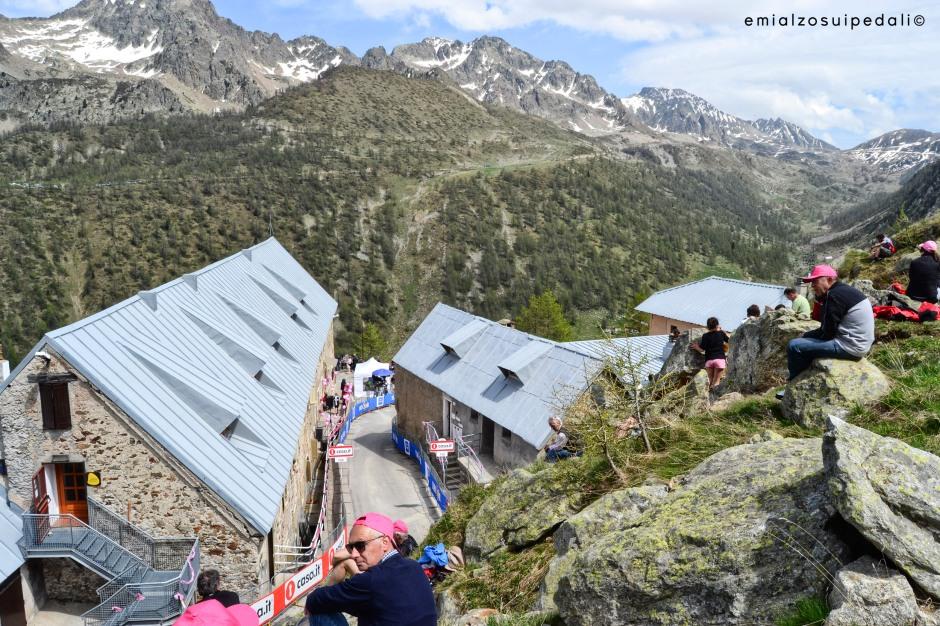 Giro d'Italia 2016 | Sant'Anna di Vinadio