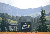 Tour de France | ST 18 | Megeve