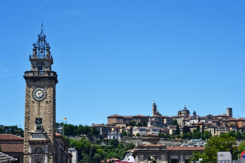 #GiornidiGiro | Bergamo