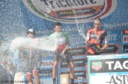 podio italiani
