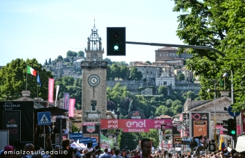 Giro d'Italia 2017 - Bergamo