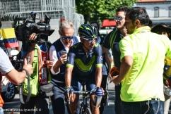Giro d'Italia 2017 - Bergamo - Quintana