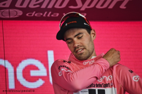Giro d'Italia 2017- Doumulin