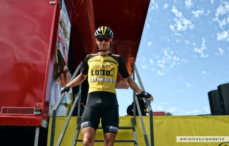 lotto jumbo vuelta