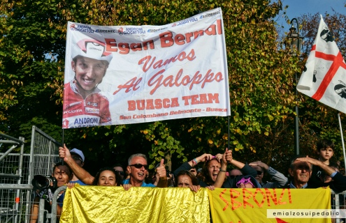 egan bernal fan club