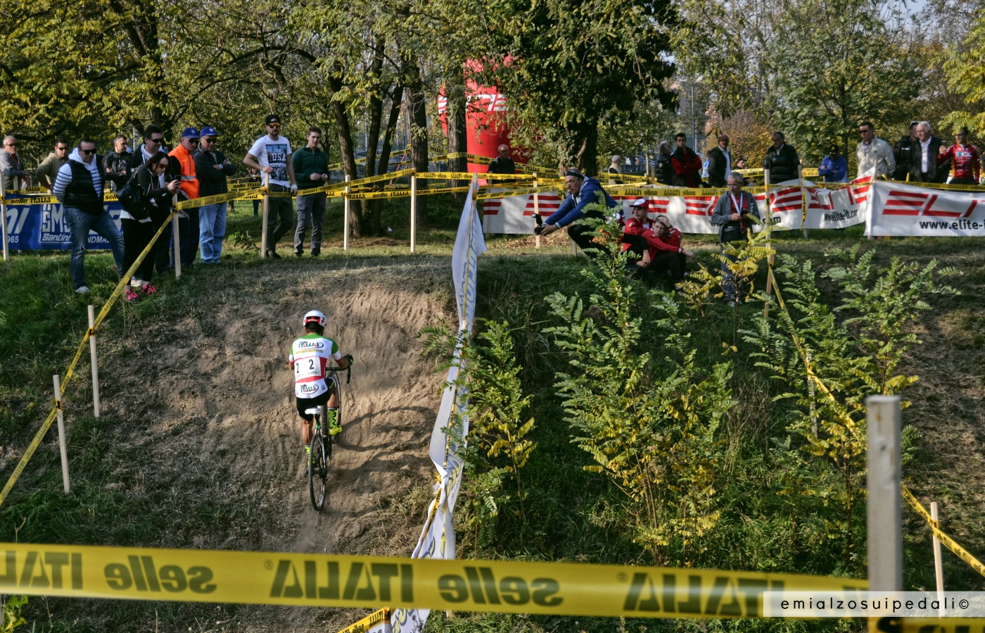 gioele bertolini italia idroscalo ciclocross