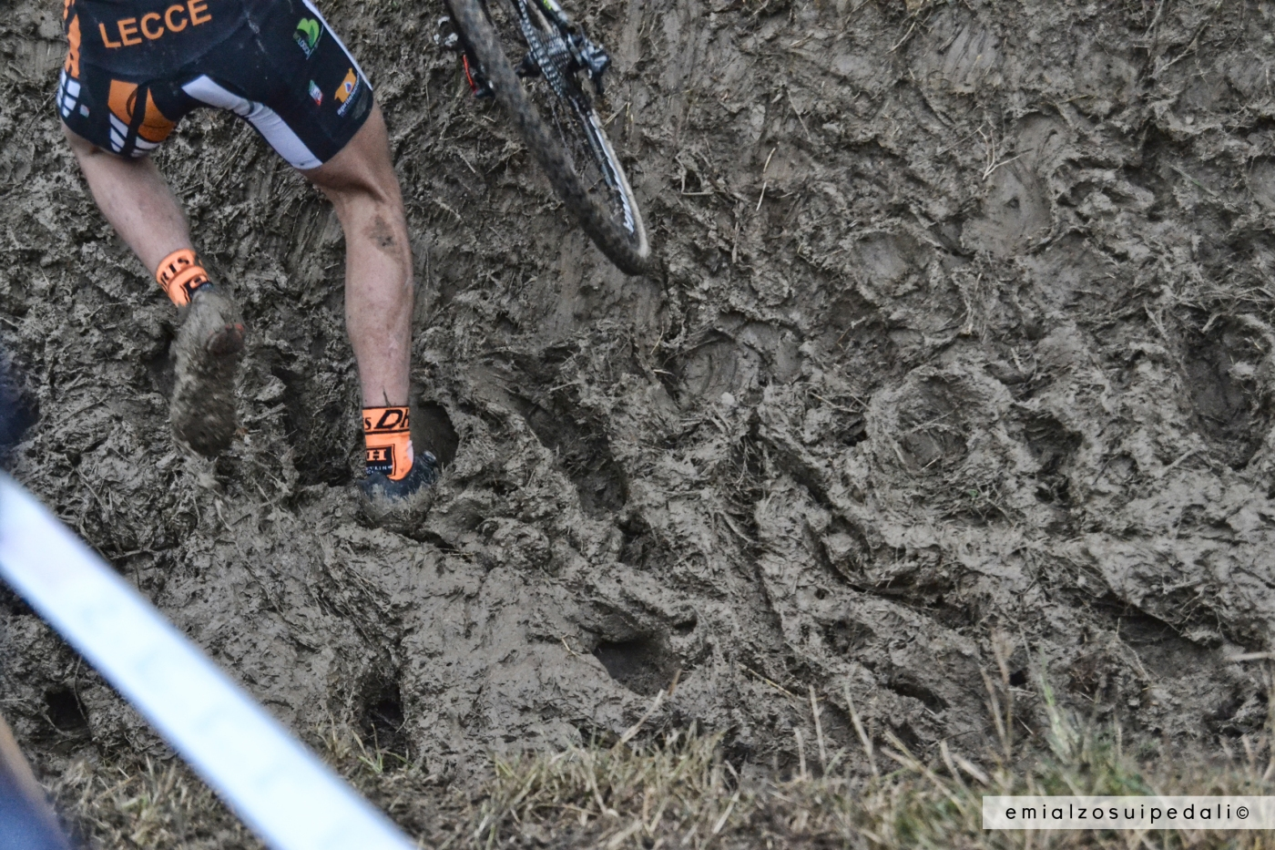 faè di oderzo ciclocross fango