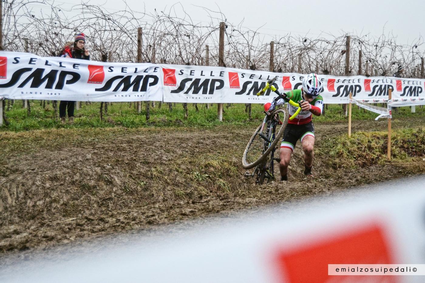 faè di oderzo ciclocross allievi campione italiano