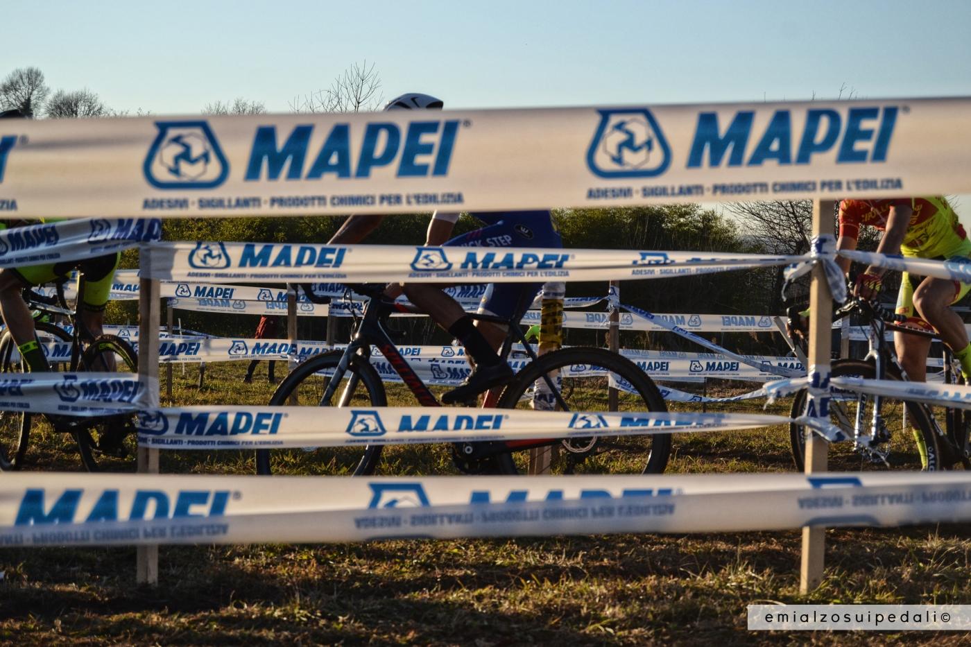 davide martinelli foto ciclocross della vigilia lurago