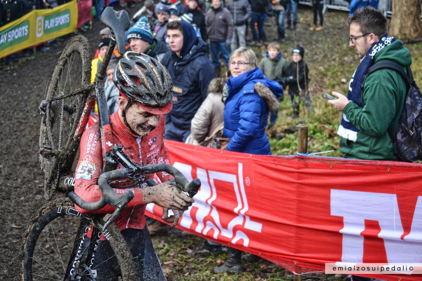 foto Namur Ciclocross Coppa del Mondo