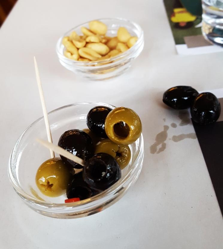 olive mur de huy