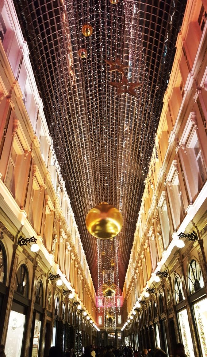 Galleria Bruxelles   Travel report