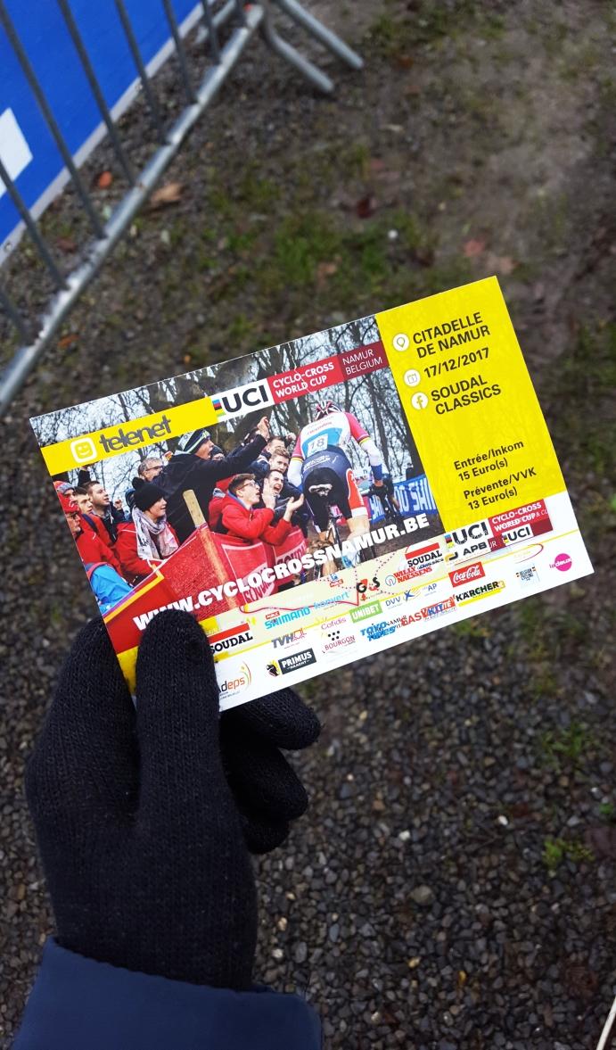 namur ciclocross | Travel Report