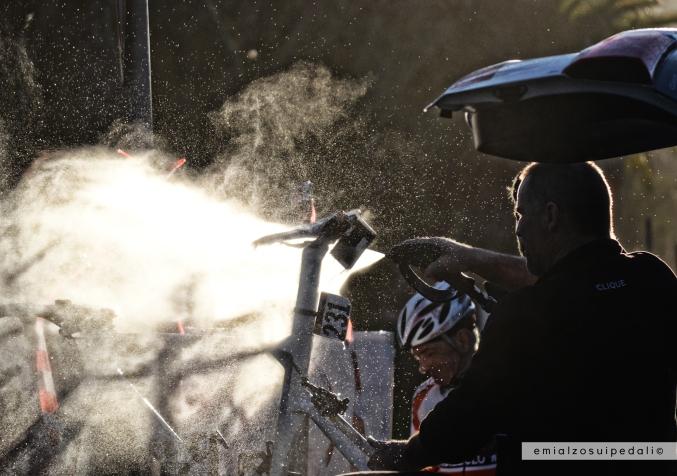 foto Milano Sanremo ciclismo biciclette