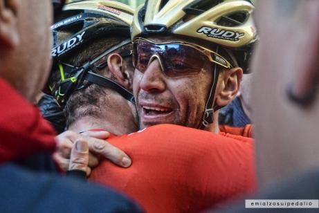 foto Vincenzo Nibali Milano Sanremo