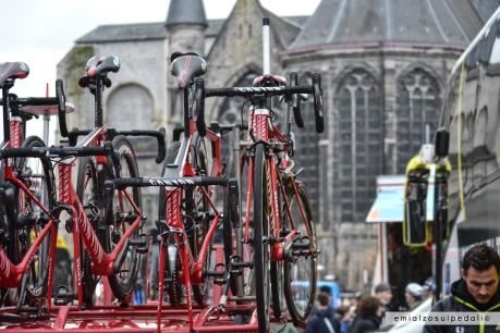 biciclette katusha arrivo fiandre