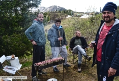 foto giro d'italia zoncolan