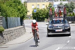 trek segafredo crono tour de suisse foto