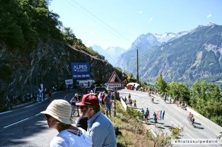 foto alpe d'huez tour de france 2018