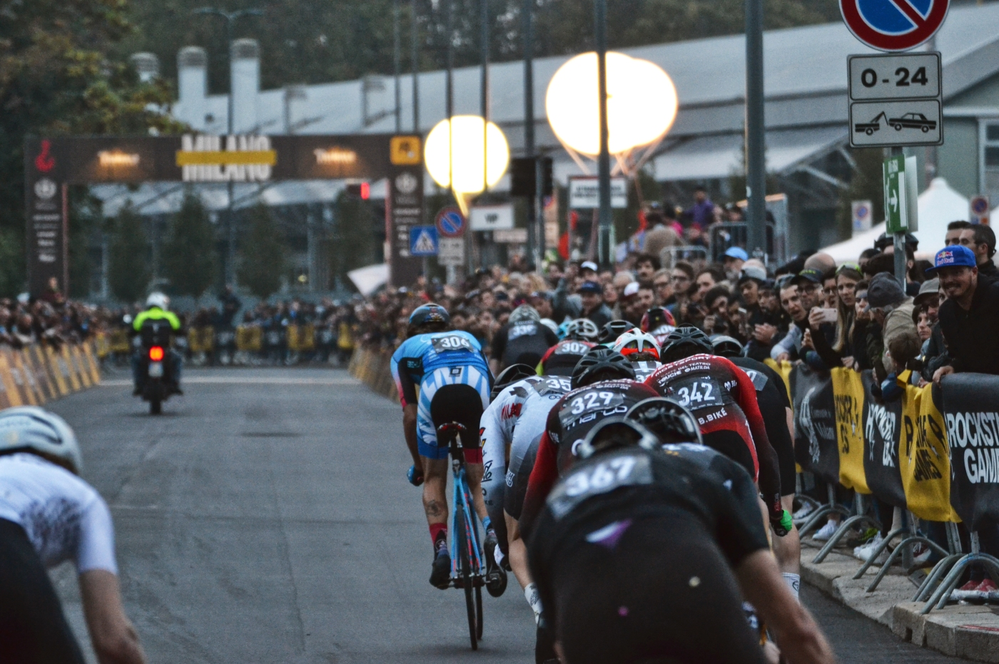 foto red hook crit milano 2018